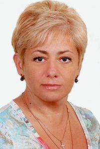 Заступник головного лікаря Єсауленко Інна Анатоліївна