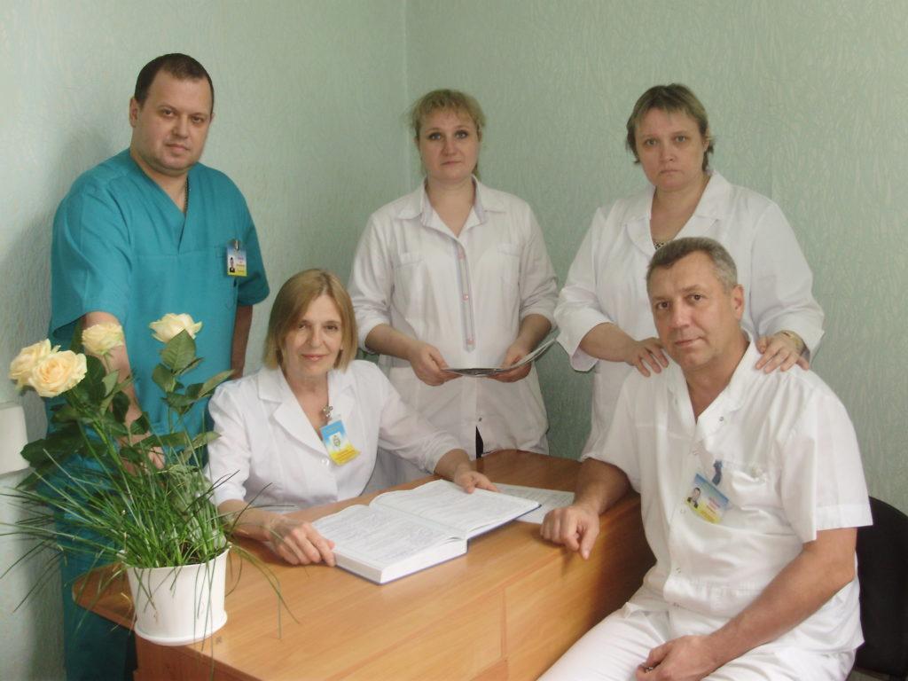 I гінекологічне відділення