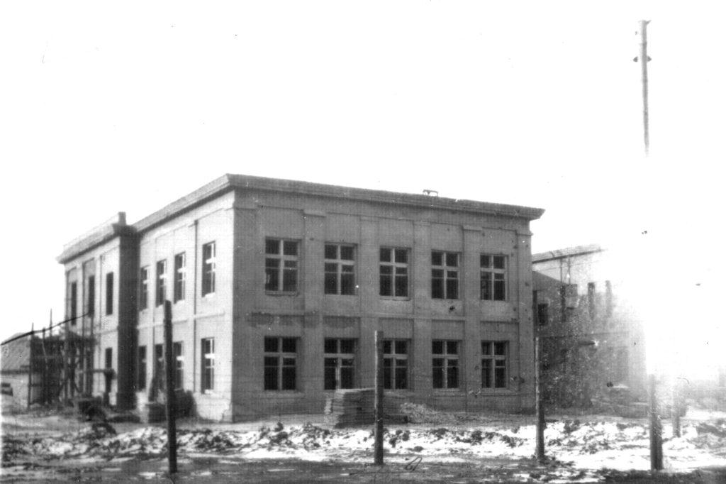 Історія клініки