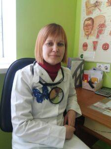 Баштанник Наталія Миколаївна