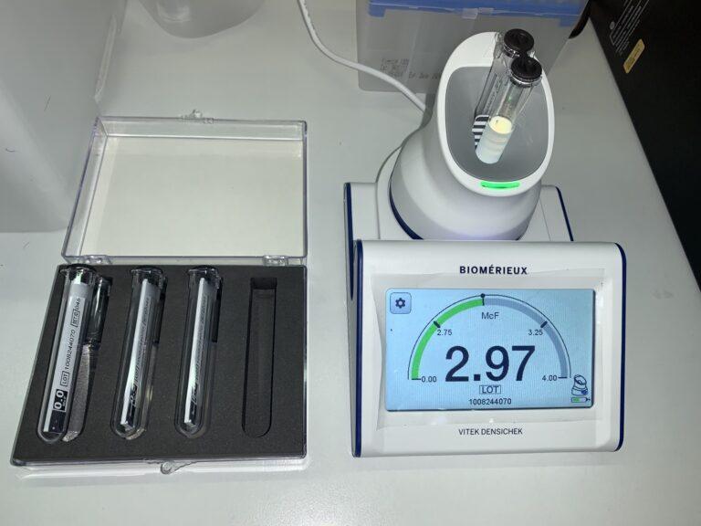 Бактеріологічна лабораторія перинатального центру